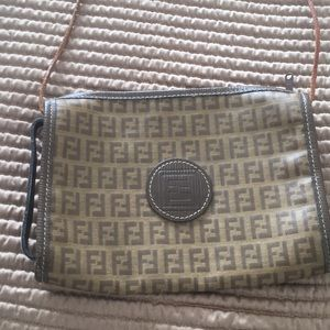 Vintage Fendi shoulder bag